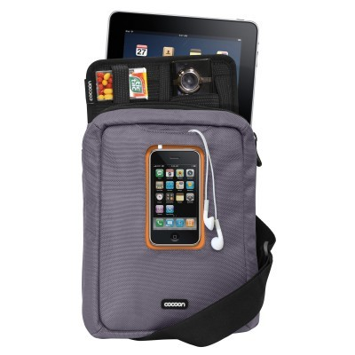 "Gramercy - Messenger Sling Apple iPad/10"" Tablets"