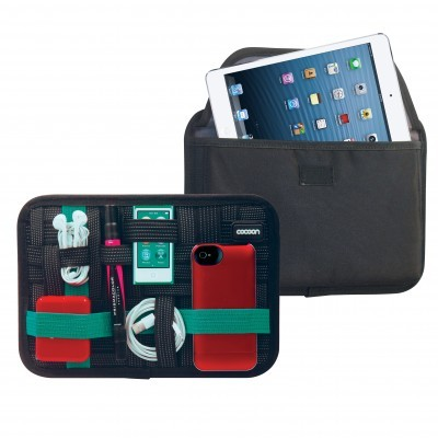 "8"" GRID-IT! Accessory Organizer with Tablet Pocket For 7""~8"" Tablets"