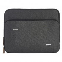 Graphite iPad Sleeve Sized to fit up to the iPad 4 with Smart Case